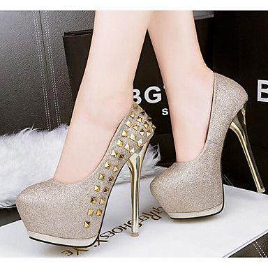 0412066131f 49.99] Women's Heels Spring / Summer / Fall / Winter Gladiator ...