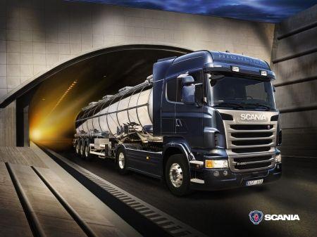 Scania Tanker Tunnel Truck Tanker Scania Trucks American Truck Simulator Cool Trucks Download truck scania live hd wallpaper