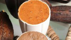 Tascalate2.  Bebida de cacao  del sur de Mexico