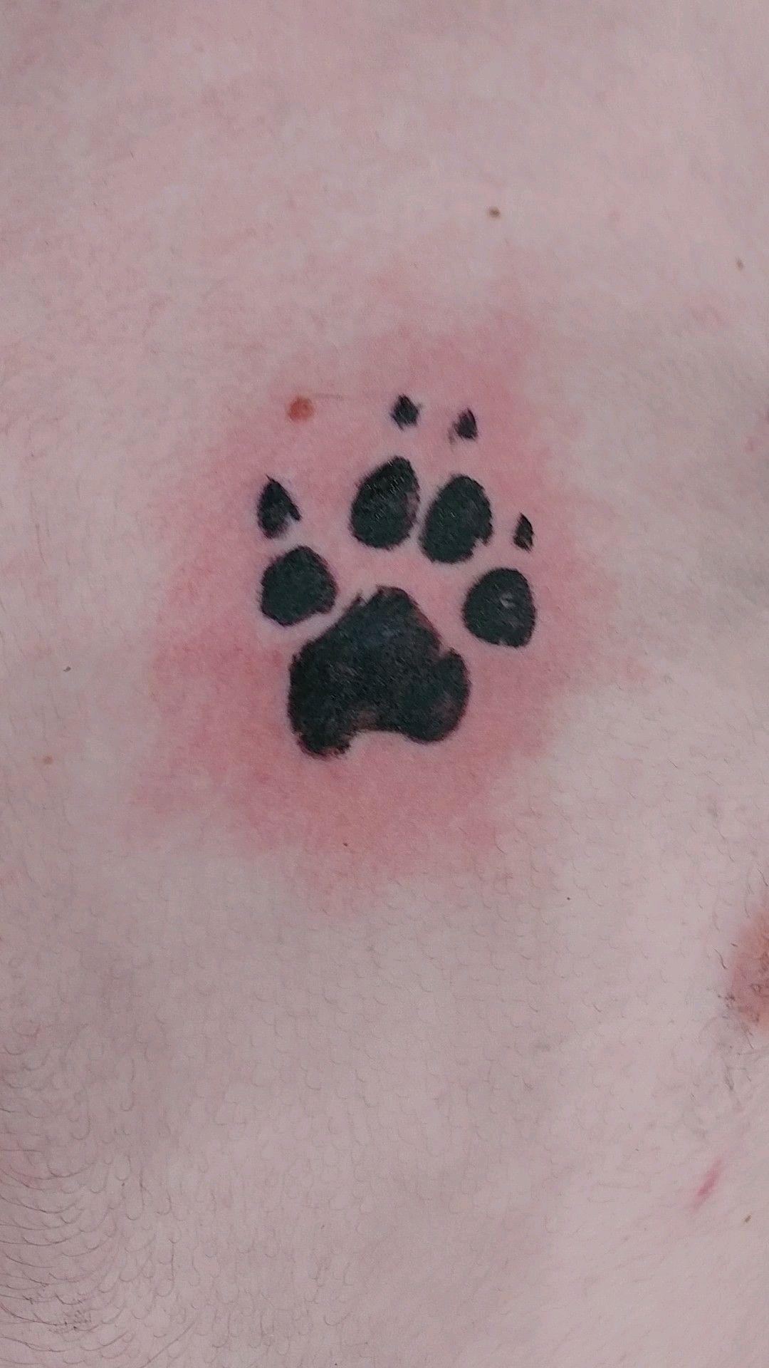 My First Tattoo Done At Xtreme Tattoo Fyshwick Australia