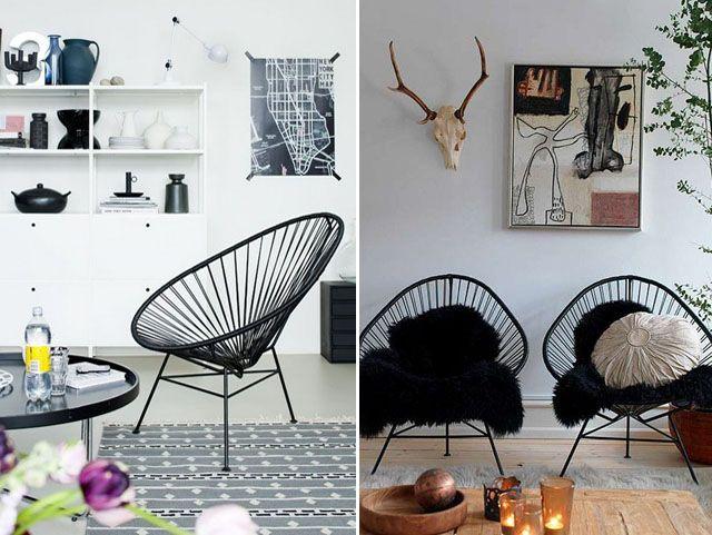 the acapulco chair | stuhl, wohnideen und möbel, Möbel