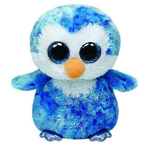 Original Ty Beanie Boos Big Eyes Plush Toy Doll Husky Cat Owl Unicorn TY  Baby Kids Gift 10-15 cm WJ159 11776d302f5