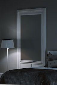 Blackout Bedroom Blinds cassette blinds with side rails channelstotal blackout blinds