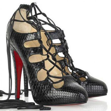 Christian Louboutin Bloody Mary Python Pumps cheap sale genuine 100% authentic online cheap original outlet largest supplier 7y3zUXNC