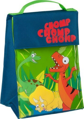 Trudeau Triangular Lunch Bag, Dinosaurs by Trudeau. $8.99. Insulation keeps food fresh all day. Triangular lunch bag in dinosaurs design by trudeau. Flap style is easy to open and fill. Wash by hand with warm, soapy water. Nylon material is a breeze to wipe clean. Trudeau's triangular lunch bag in dinosaurs design makes lunch fun. the lunch bag's built-in insulation keeps snacks fresh all day long and the nylon material makes for easy wipe-off cleaning. the lunch b...