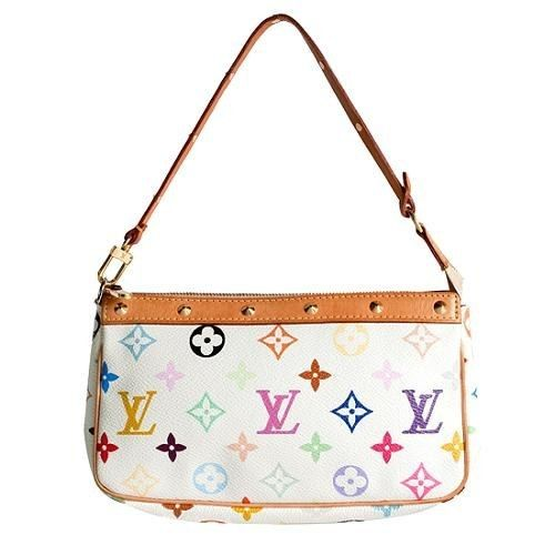 Buying a fake Takashi Murakami Louis Vuitton bag and passing it off as a  real one.  4fd5c3c31a3d8