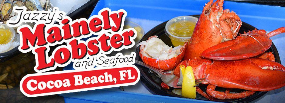 lobster roll, grouper sandwich near kayaking 210 N Orlando