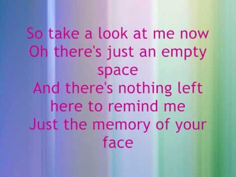 Mariah Carey - Against All Odds with lyrics