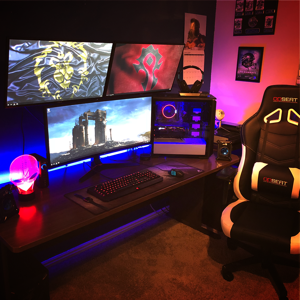 Gaming Chairs Opseat Video Game Rooms Gaming Room Setup Game
