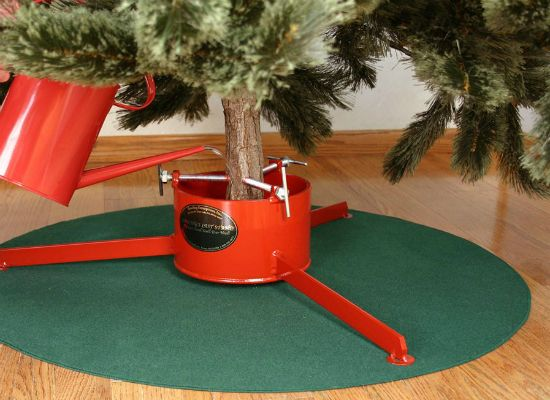 How To Keep A Christmas Tree Fresh Cool Christmas Trees Christmas Tree Stand Diy Christmas Tree Preservative