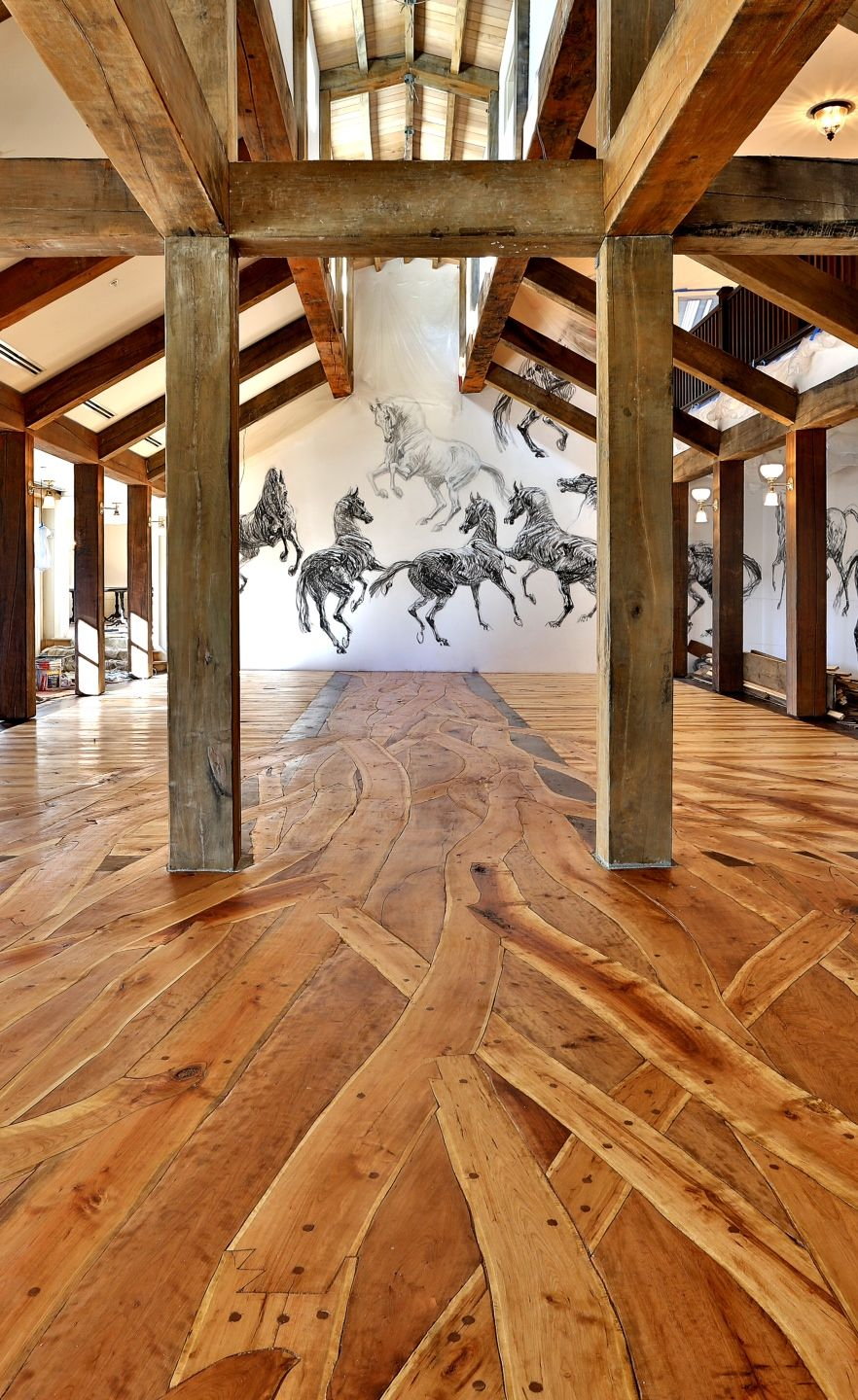 Work B John Yarema Wood Floor Design Rustic Wood Floors Flooring