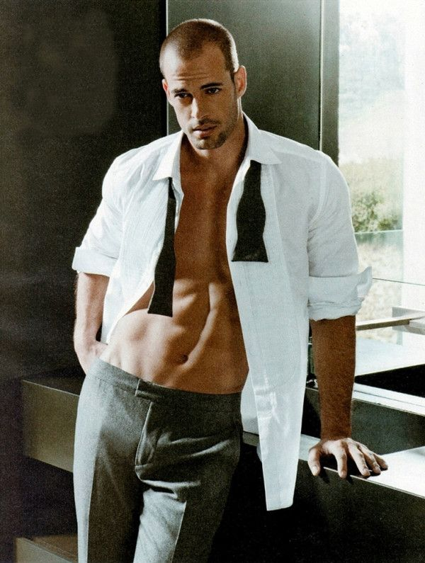 William levy naked hot hair glasses