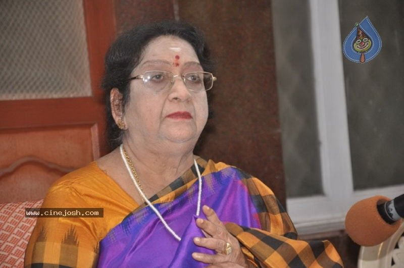 anjali devi interview