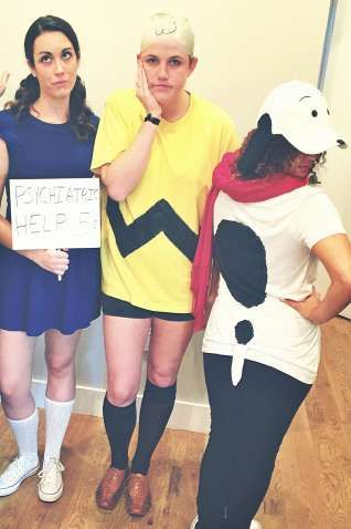 Awesome Easy Diy Halloween Costumes Last Minute Best Photos for