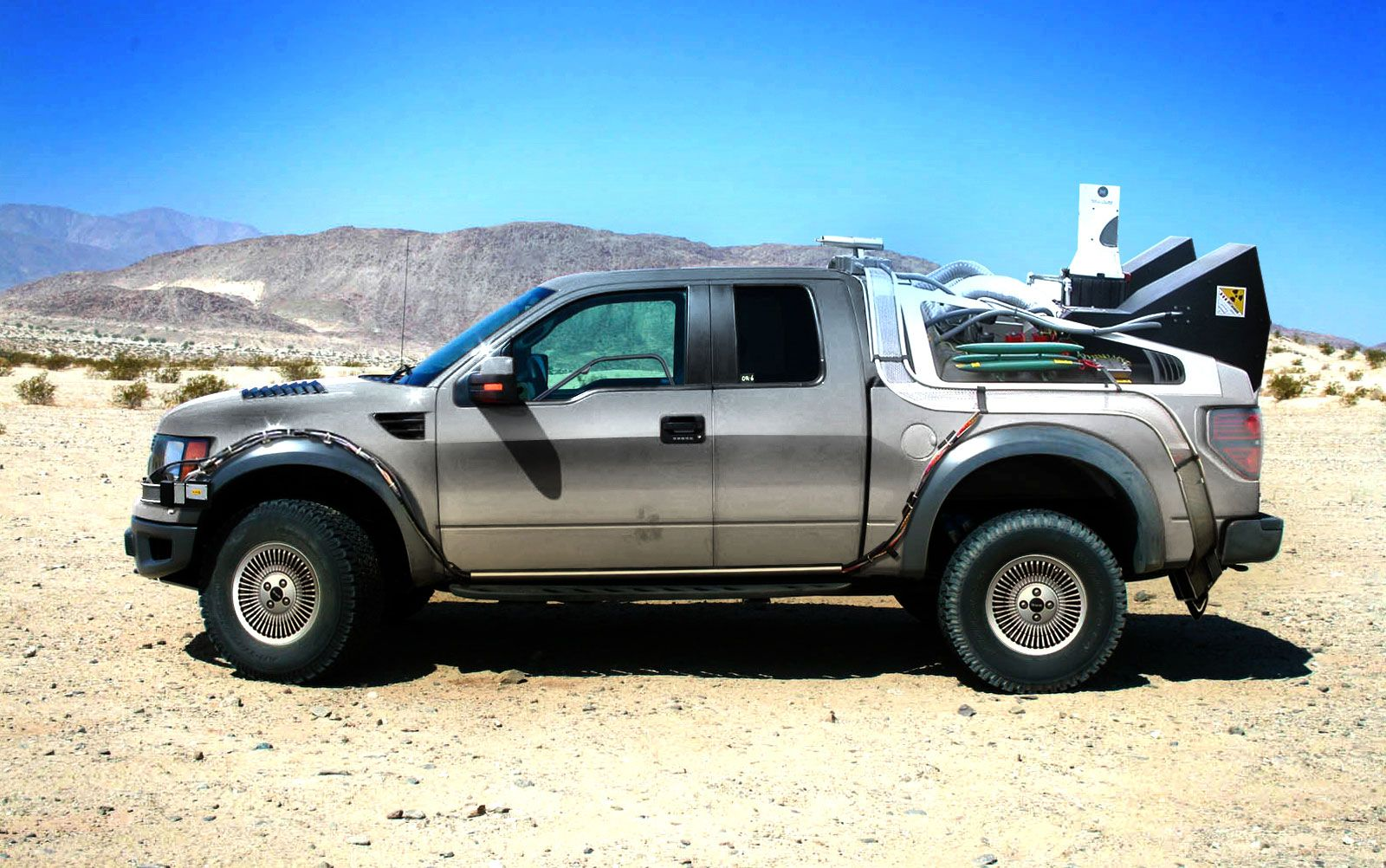 Ford raptor back to the future delorean style 15123 hd wheels ford raptor back to the future delorean style 15123 hd voltagebd Gallery
