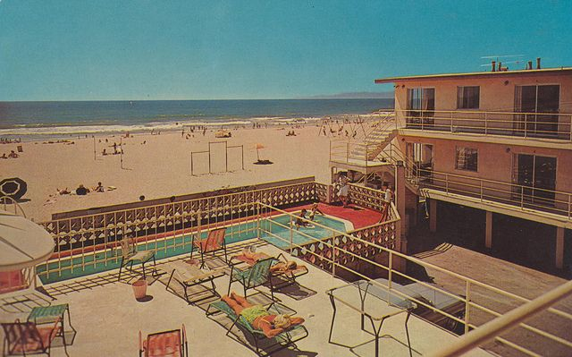 Sea Sprite Apt Hotel Hermosa Beach California Beach Cities