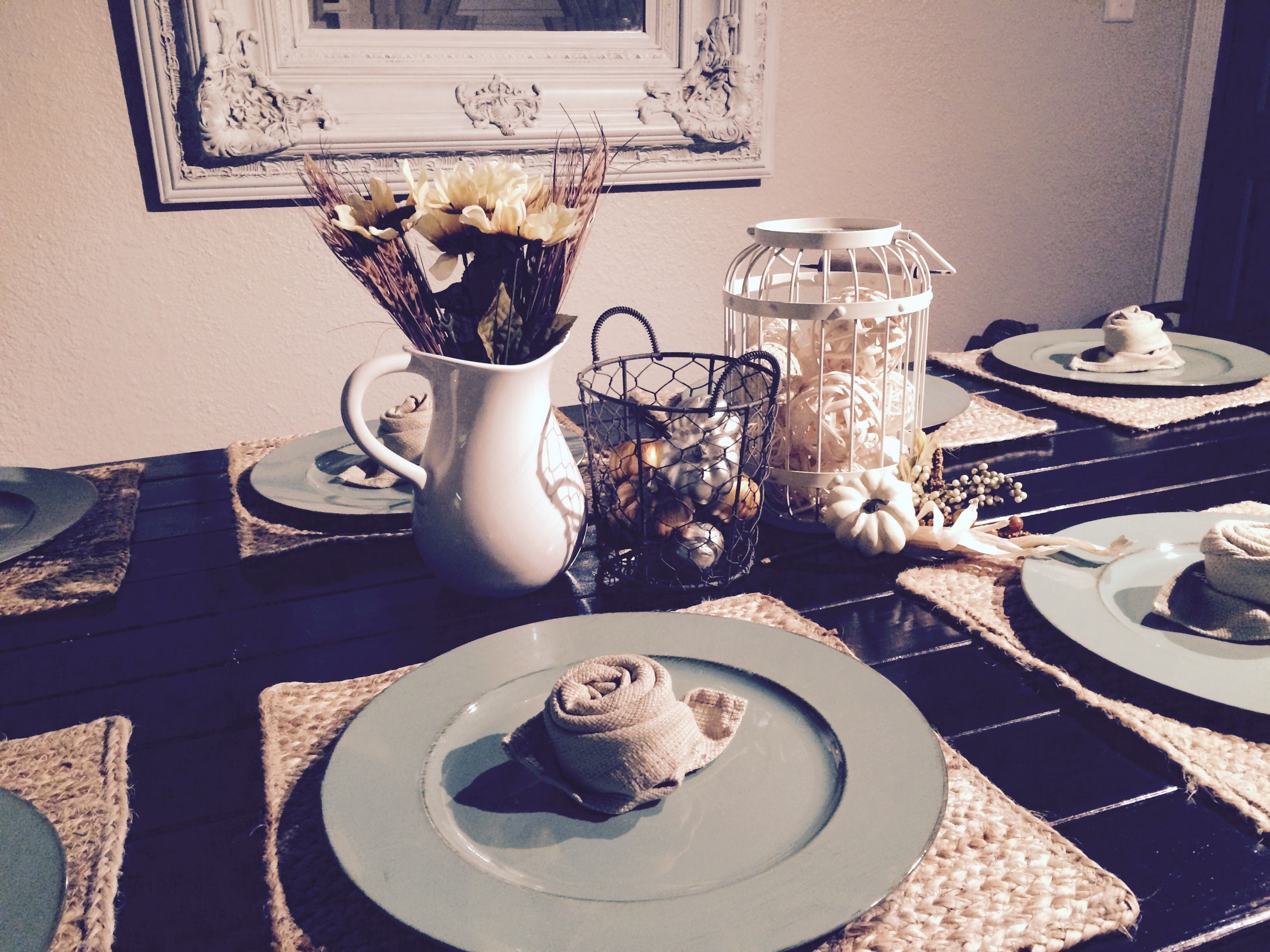 Pin by Faith Priour on A House That Love Built Table
