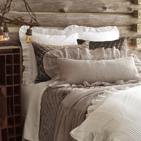 Margaret Farmhouse Bedding Collection Bedrooms