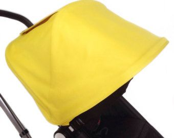 Summer must have breathable cotton canopy for Bugaboo chameleon or Bee plus Buffalo, Donkey