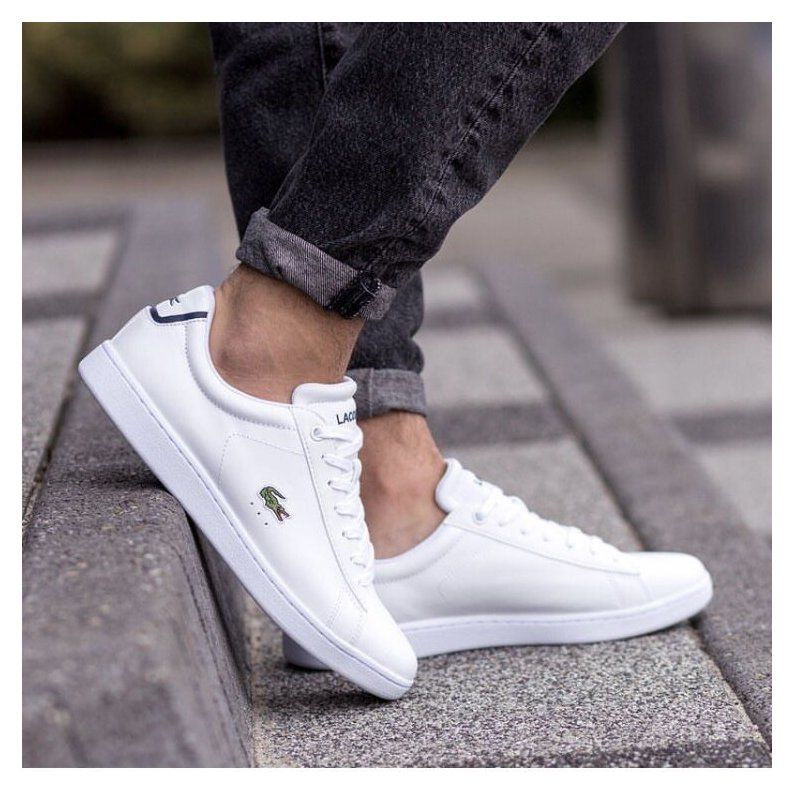 Lacoste Carnaby Lacoste Sneakers Men Lacostesneakersmen Lacoste Shoes Mens White Sneakers Men Sneakers Outfit Men