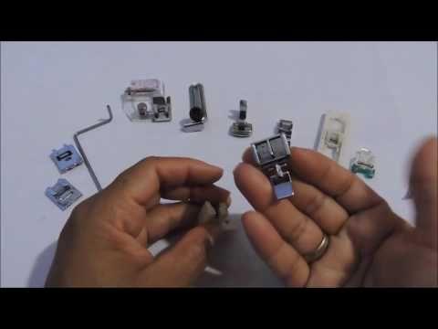 c2d967c3b3 5 Calcadores Essenciais para Costurar - YouTube