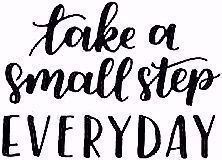 Tuesday motivation . . . . . #wingingit #ourfirsthome #makingahouseahome #instahome #bargainshopper #gardening #garden #interior #mrshinch #hincharmy #nurse #nurselife # # back #nursing #nhs #quotes #quotestoliveby #happy #cute #budget #mancave #therange #bedding #interior #mentalhealth #smallsteps