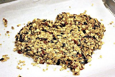 Quinoa & Oatmeal cookies...a heart healthy and delicious cookie.  Yum!