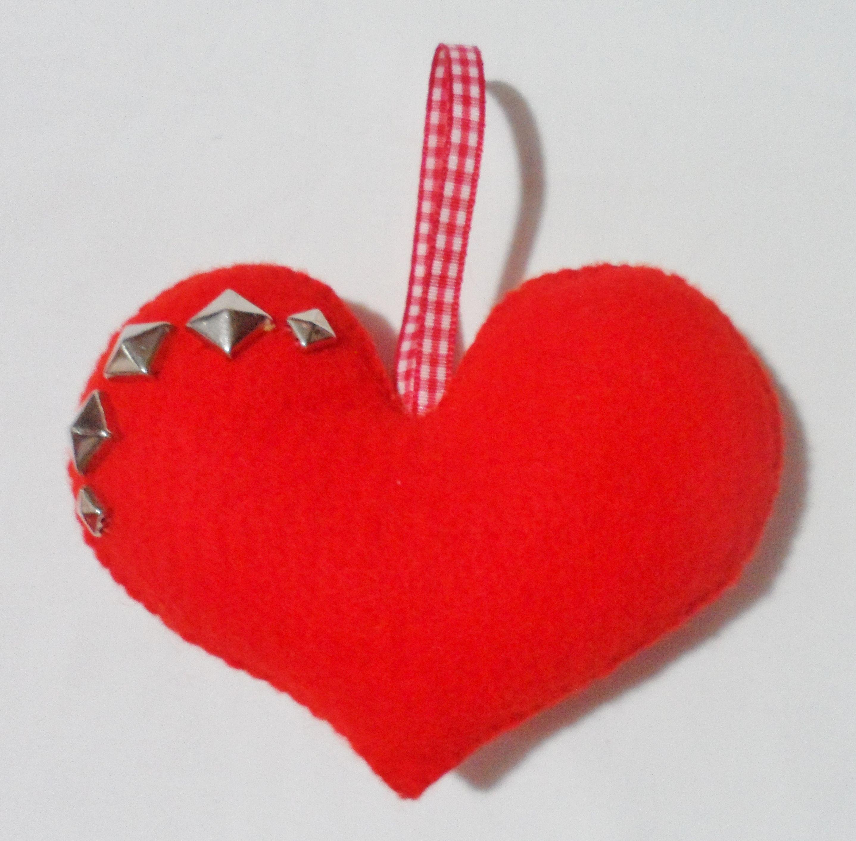 Lujoso Corazón Rojo Hilazas Patrones De Ganchillo Gratis Friso ...
