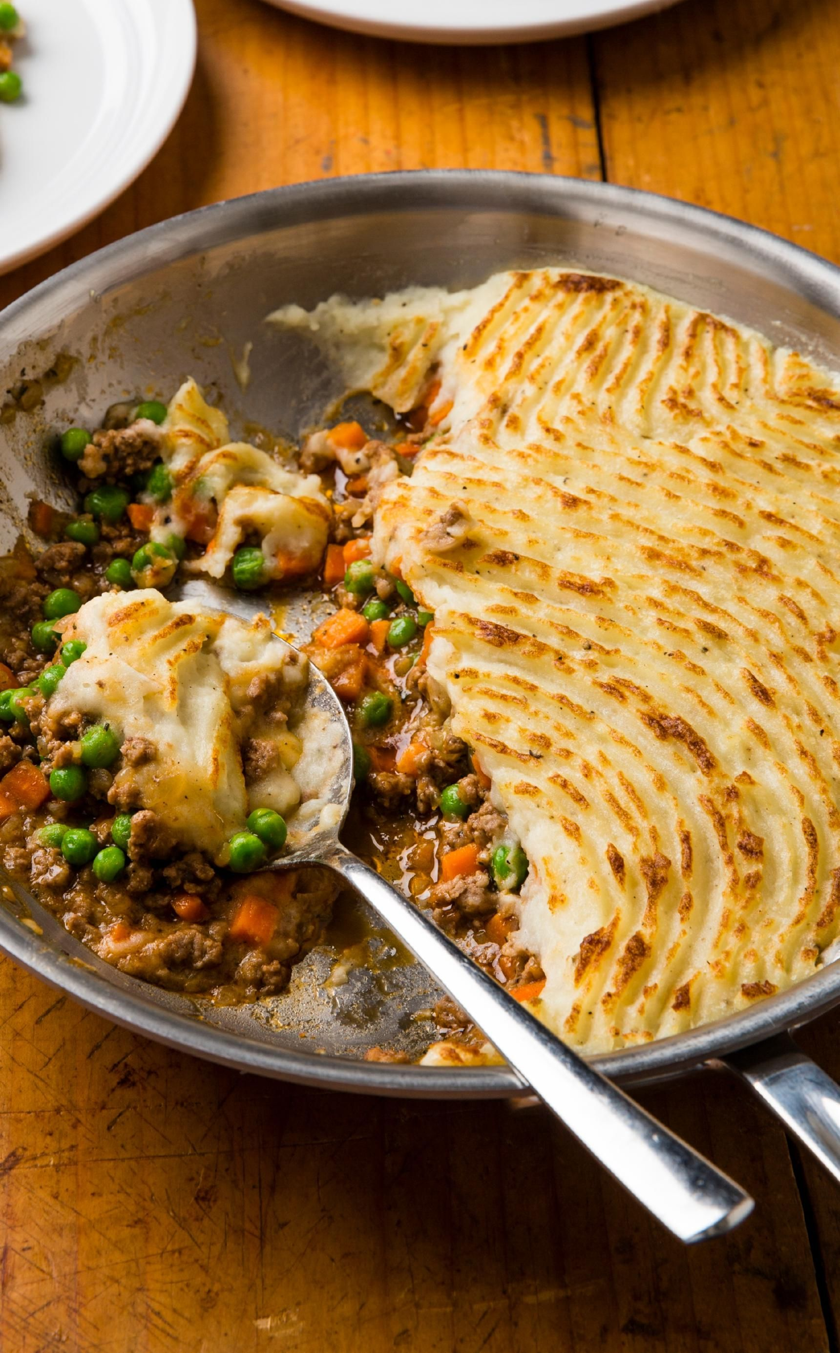 Shepherd S Pie For Two Recipe In 2020 Pasta Recipes For Two Comfort Food Recipes