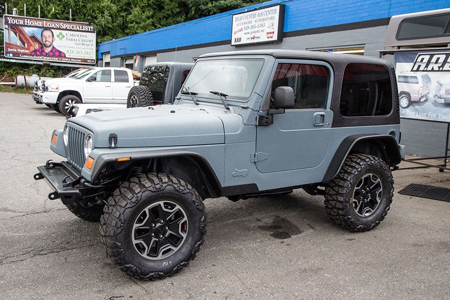 Go 4x4 It Rubitrux And High Country 4x4 Blog Jeep Wrangler Sport Jeep Wrangler 1998 Jeep Wrangler