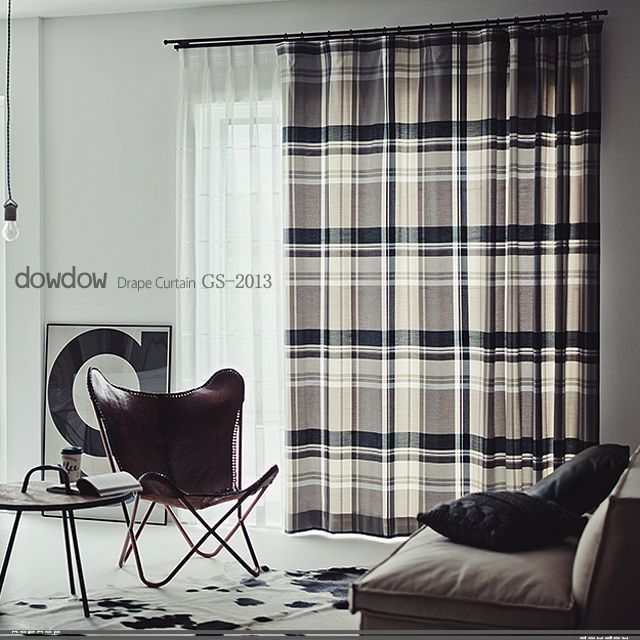 ドレープカーテン Gs 2013 自宅で インテリア ブルックリン インテリア