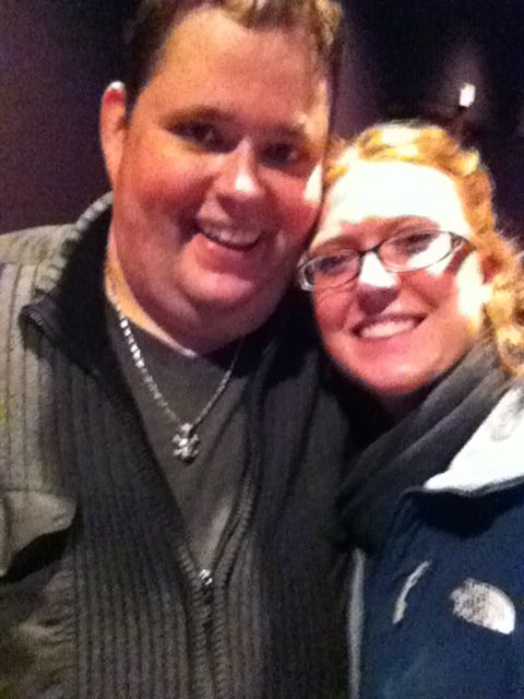 Me and Ralphie May :)