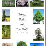 Nature Tree Study by Royal Little Lambs