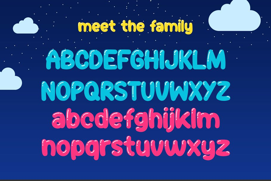 Free JellyBelly Kids Font Texty Cafe Kid fonts, Free