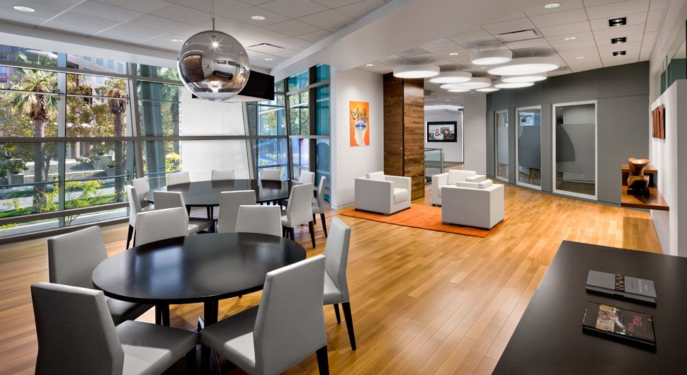 Genial Adobeu0027s San Jose, CA Global Office Interior Design | Designed By Valerio  Dewalt Train Associates
