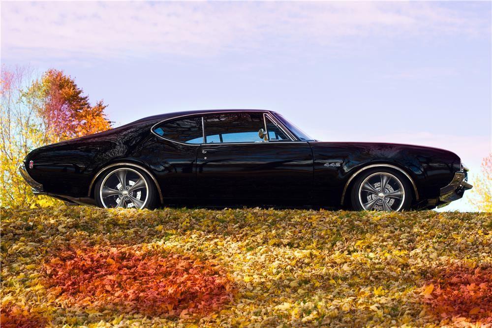 1968 OLDSMOBILE 442 CUSTOM | Oldsmobile | Pinterest | Oldsmobile 442 ...