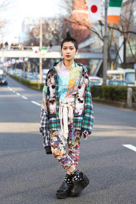 Street Style - 原宿 - minamiさん - FASHIONSNAP.COM