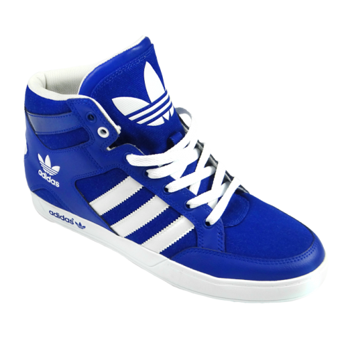 ADIDAS HARDCOURT DENIM now available at Foot Locker follow @Jennifer Bench Locker  shoes