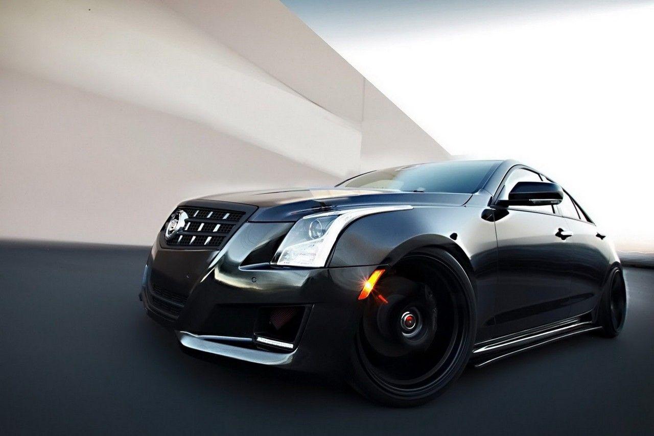 Cadillac ats 2013 cadillac ats sports sedan gets tuned out by d3 group tuner
