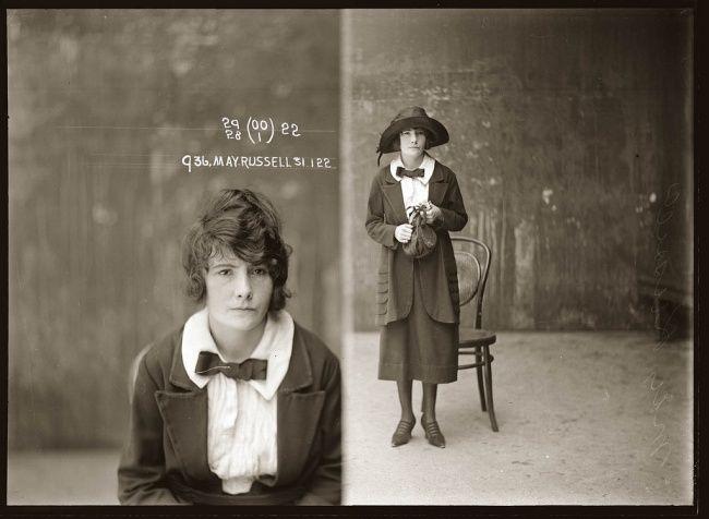 Portraits Of Criminals City Of Shadows Mug Shots Vintage Portraits