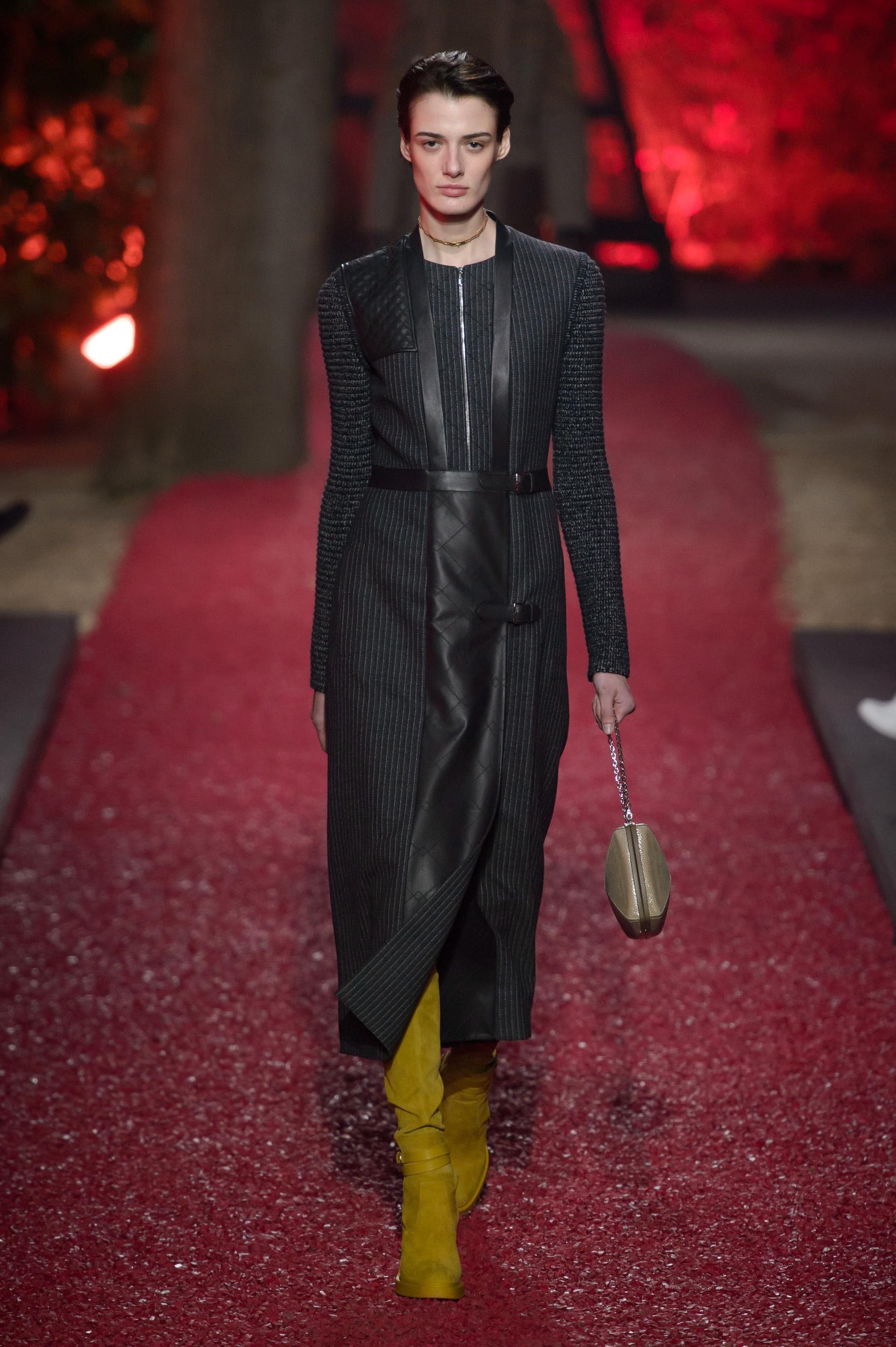 c5785c4af49 Défilé Hermès automne-hiver 2018-2019 Prêt-à-porter - Madame Figaro