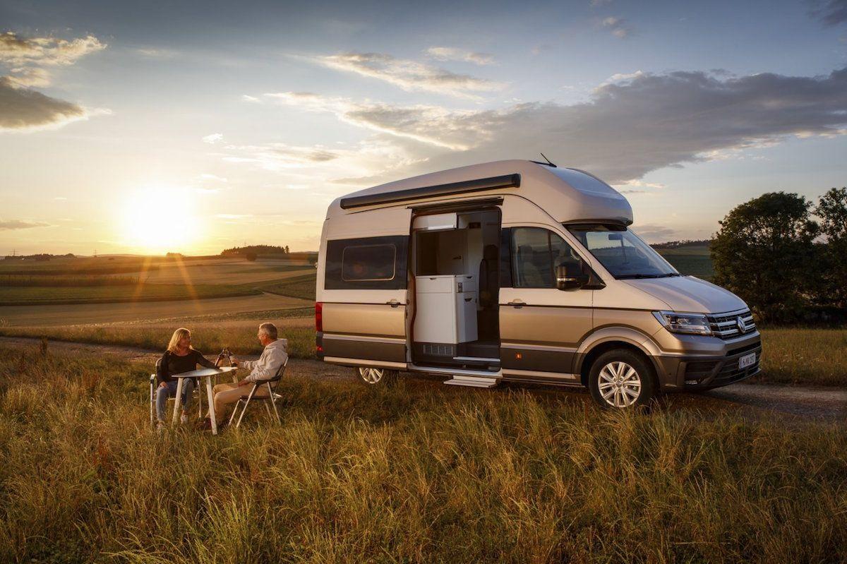 Volkswagen Grand California The Ultimate Camper Van You Can T Buy In North America Volkswagen Van Vw Crafter Volkswagen