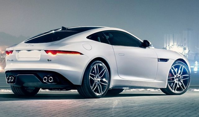 Amazing 2015 Jaguar F Type Coupe