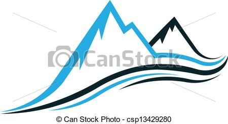 vector mountain swoosh stock illustration royalty free rh pinterest ca nike swoosh clipart swoosh clipart free download