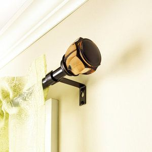 Better Homes And Gardens Oglesby Curtain Rod 5 8 Rod Diameter Curtain Rods Better Homes And Gardens Drapery Rods Hardware
