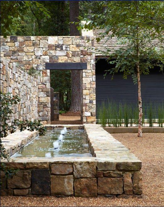 Casa Construida Na Decada De 50 Renovada Pelos Arquitetos Paul Bates E Jeremy Corkern Amenagement Terrasse Amenagement Jardin Amenagement Exterieur