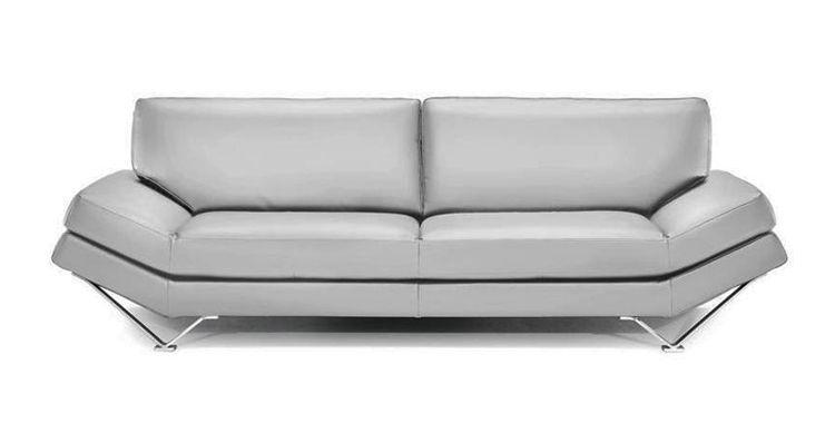 Releve sofa, Kruununkaluste, Helsinki | Sofa, Modern leather