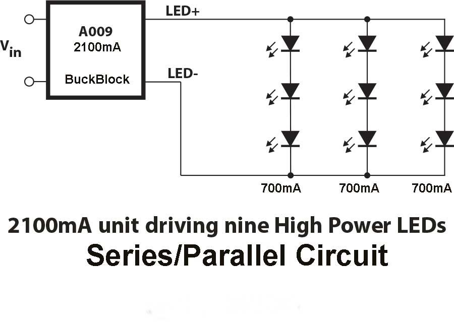 Wiring Leds Correctly  Series  U0026 Parallel Circuits