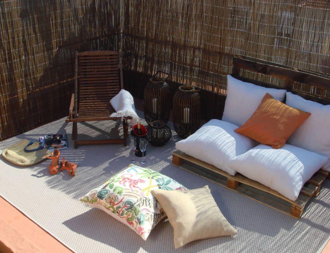Como decorar una terraza con encanto | Diseño de terraza, Ideas de diseño  de interiores, Decoración de unas