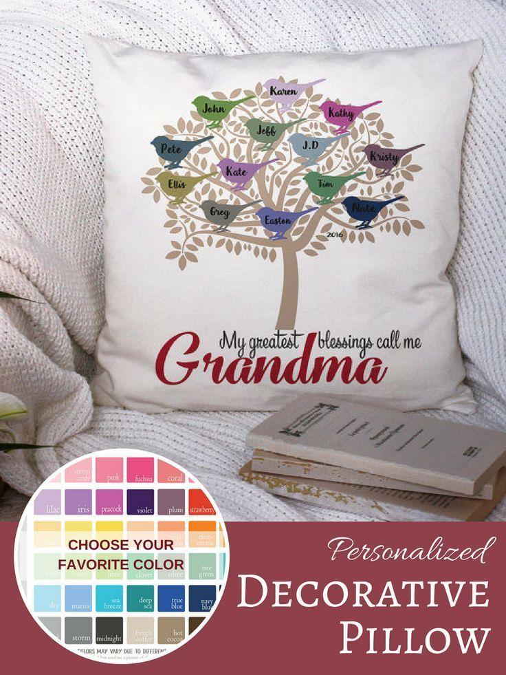 This would make a great gift for Grandma, Mimi, Yaya, Nana